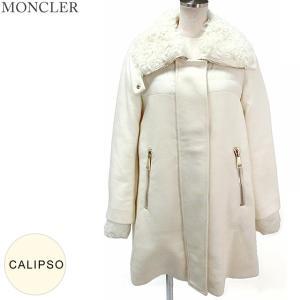 モンクレール CALIPSO ダウン ウール コート レディース 034 サイズ(1)  MONCLER 現品限り アウトレット-H02|pre-ma