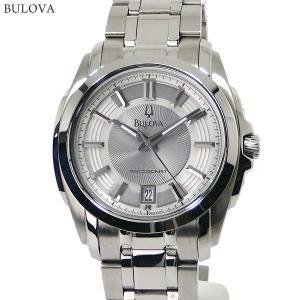 ブローバ BULOVA メンズ 腕時計 96B130 ACCUTRON シルバー ステンレス 【アウトレット展示用】|pre-ma