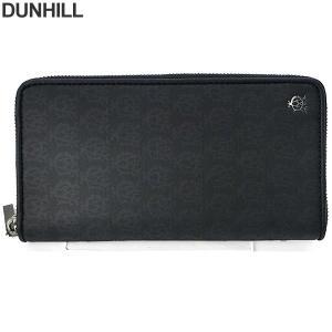 ダンヒル 長財布 ラウンドファスナー L2BO18A dunhill WINSOR ウィンザー メンズ ブラック|pre-ma