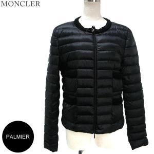 モンクレール ライト ダウン ジャケット レディース PALMIER 999/ブラック MONCLER|pre-ma