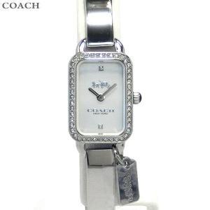 コーチ COACH  レディース 腕時計 バングル 14502823 ラドロー シルバー|pre-ma