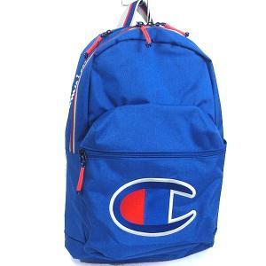 チャンピオン バックパック/デイパック CH1029 421 ブルー Champion メンズ 新品アウトレット|pre-ma