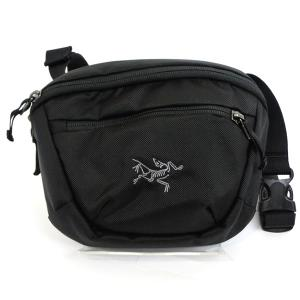 ARC'TERYX アークテリクス  17171 マカ1 ウエストポーチ ボディバッグ ブラック Maka 1 Waistpack|pre-ma