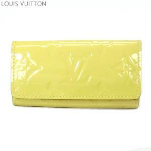 ルイ・ヴィトン LOUIS VUITTON キーケース M90147  ヴェルニ シトリン 新品アウトレット|pre-ma
