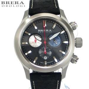 ブレラ オロロジ メンズ腕時計 BRET3C4301 クロノグラフ BRERA OROLOGI  Eterno Chrono スイス製クォーツ|pre-ma