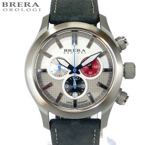 ブレラ オロロジ メンズ腕時計 BRET3C4302 クロノグラフ BRERA OROLOGI  Eterno Chrono スイス製クォーツ|pre-ma
