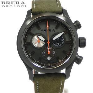 ブレラ オロロジ メンズ腕時計 BRET3C4304 クロノグラフ BRERA OROLOGI  Eterno Chrono スイス製クォーツ|pre-ma