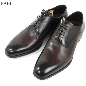 FABI ファビ 紳士靴 8767  ダークブラウン サイズ UK8.5(26.5cm) メンズ イタリア製 新品アウトレット-7|pre-ma