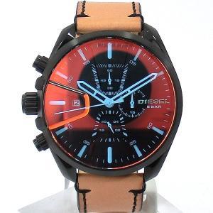 ディーゼル DIESEL 腕時計 メンズ DZ4471 MS9 クロノグラフ ブラック レザー【アウトレット-S01】|pre-ma