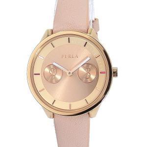 フルラ 腕時計 レディース 4251102511  FURLA METROPOLIS 31mm ローズゴールド/ピンク レザー|pre-ma