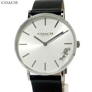コーチ COACH  レディース腕時計 14503115 ペリー Perry 36mm ブラックレザー 【新品アウトレット】|pre-ma