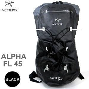 ARC'TERYX アークテリクス ALPHA アルファ FL 45 バックパック/リュック 23L 18679 ブラック|pre-ma