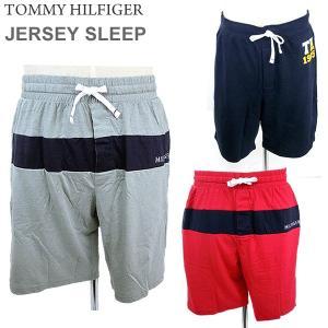 トミーヒルフィガー TOMMY HILFIGER ショートパンツ ハーフパンツ ボトムス JERSEY SLLEP メンズ 09T3534|pre-ma