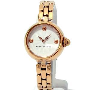 マークジェイコブス MARC JACOBS レディース 腕時計 MJ3458 コートニー Courtney ローズゴールド|pre-ma