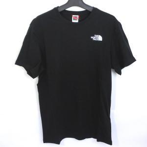 ノースフェイス Tシャツ メンズ サイズ(S)  NF0A2ZXE JK3 TNF BLACK ブラック THE NORTH FACE 166338 現品限り|pre-ma