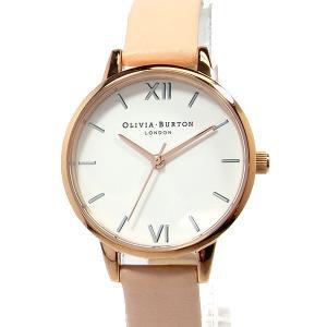 オリビアバートン OLIVIA BURTON 腕時計 レディース OB16MDW21 30mm ヌードピーチ【新品アウトレット】|pre-ma