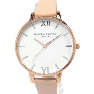 オリビアバートン OLIVIA BURTON 腕時計 レディース OB16BDW21 38mm ヌードピーチ レザー【新品アウトレット】|pre-ma