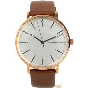 イノベーター エンケル Enkel 38mm IN-0005-9 Innovator メンズ レディース 腕時計【アウトレット展示品】|pre-ma