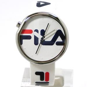 FILA フィラ 腕時計 ラバーベルト 38-161-101 ユニセックス 39mm 在庫品 決算セール|pre-ma