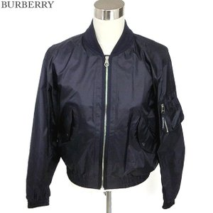 BURBERRY LONDON バーバリー メンズ ボンバージャケット 8001095 ネイビー Lightweight Showerproof Bomber Jacket|pre-ma