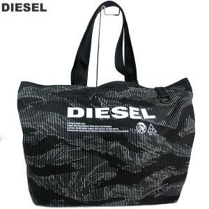 ディーゼル DIESEL トートバッグ D-THISBAG SHOP M  X06717 P2893 H7841 デニム メンズ THISBAGISNOTATOY|pre-ma
