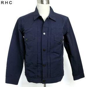 ロンハーマン Ron Herman ブルゾン/ジャケット Gジャンタイプ メンズ ネイビー RHC サイズ限定(表記 M)新品アウトレット pre-ma