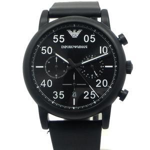 エンポリオ アルマーニ  メンズ 腕時計 AR11133 クロノグラフ EMPORIO ARMANI LUIGI  レザー 43mm 新品特価 pre-ma