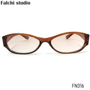 ファルチ サングラス FN316 UV 99%カット Falchi studio 196154|pre-ma