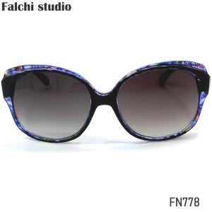 ファルチ サングラス FN778 UV 99%カット Falchi studio 196155|pre-ma