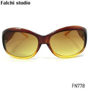 ファルチ サングラス FN6730 UV 99%カット Falchi studio 196156|pre-ma