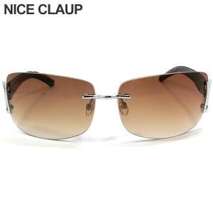 NICE CLAUP ナイスクラップ サングラス NC9735 196163  UV 99%カット|pre-ma