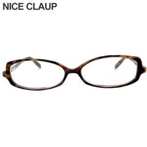 NICE CLAUP ナイスクラップ 眼鏡 伊達メガネ NC6710  196160|pre-ma