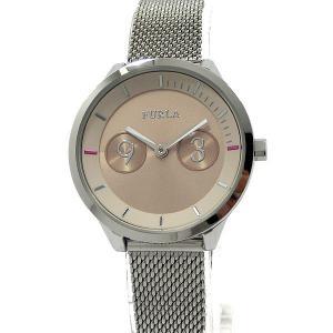 フルラ 腕時計 レディース 4253102531  FURLA METROPOLIS 31mm ローズ メッシュステンレス 展示品アウトレット|pre-ma