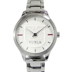 フルラ 腕時計 レディース 4253125501  FURLA LIKE scudo 32mm シルバー ステンレス 展示用 アウトレット特価|pre-ma