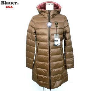 Blauer USA ブラウアー レディース ダウン ジャケット ロングコート 19WBLDK03009 005050 341|pre-ma