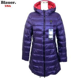 Blauer USA ブラウアー レディース ダウン ジャケット ロングコート 19WBLDK03009 005050 769|pre-ma