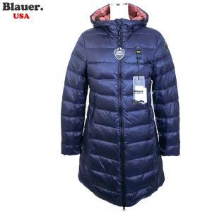Blauer USA ブラウアー レディース ダウン ジャケット ロングコート 19WBLDK03009 005050 888|pre-ma