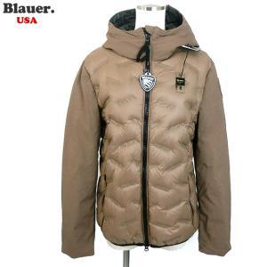 Blauer USA ブラウアー レディース ライトダウン ジャケット ショート 軽量 19WBLDC03091 005476 341|pre-ma