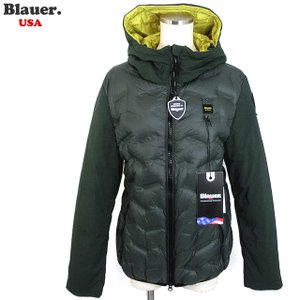 Blauer USA ブラウアー レディース ライトダウン ジャケット ショート 軽量 19WBLDC03091 005476 667|pre-ma