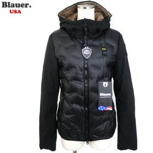 Blauer USA ブラウアー レディース ライトダウン ジャケット ショート 軽量 19WBLDC03091 005476 999|pre-ma