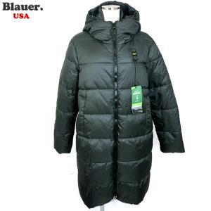 Blauer USA ブラウアー レディース ロングコート DuPont Sorona SUSTANS(R) 中綿ジャケット 19WBLDK02024 005486 667|pre-ma