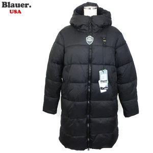 Blauer USA ブラウアー レディース ロングコート DuPont Sorona SUSTANS(R) 中綿ジャケット 19WBLDK02024 005486 999|pre-ma