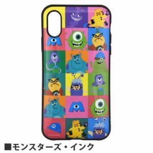 ディズニー・ピクサーキャラクターデザインのiPhoneXR対応IIIIfi+(R)(イーフィット)が...