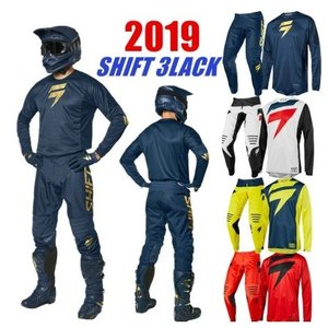SHIFT 2019 MX オフロード モトクロス ツーリング レーシング ウェア セット ジャージ...