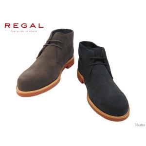 リーガル REGAL チャッカーブーツ 55UR BA 55URBA 靴 正規品 メンズ