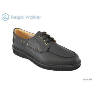 リーガル ウォーカー REGAL WALKER 604WAH1 撥水加工の牛革ビジネスシューズ(3ア...