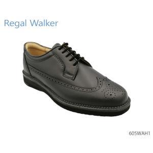 リーガル ウォーカー ウイングチップ 605WAH1 REGAL WALKER ビジネスシューズ