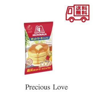 森永製菓 ホットケーキミックス 600g(150g x4袋入) 1袋