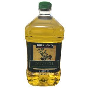 コストコ カークランド  ピュア オリーブオイル 3リットル ボトル 3L 2.7kg|preciousto