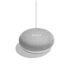 [ワケアリ] 新品 未開封 Google Home Mini (チョーク) グーグルホームミニ 本体 スマート スピーカー Bluetooth 接続対応|preciousto